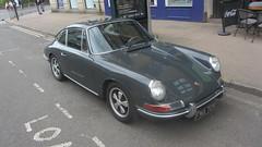 Porsche 912 Spotted In Glasgow Scotland - 3 Of 6 (Kelvin64) Tags: porsche 912 spotted in glasgow scotland