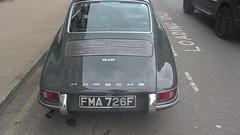 Porsche 912 Spotted In Glasgow Scotland - 2 Of 6 (Kelvin64) Tags: porsche 912 spotted in glasgow scotland