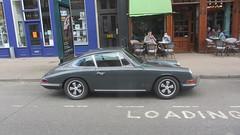 Porsche 912 Spotted In Glasgow Scotland - 1 Of 6 (Kelvin64) Tags: porsche 912 spotted in glasgow scotland
