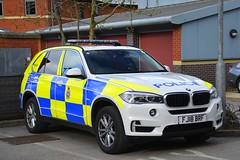 FJ18 BRF (S11 AUN) Tags: derbyshire police bmw x5 xdrive30d 4x4 anpr armed response arv rpu roads policing unit traffic car 999 emergency vehicle fj18brf