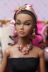 Poppy girls (Isabelle from Paris) Tags: fashion royalty irresistible india poppy parker sparkle