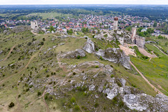 Kaer Morhen (piotr_szymanek) Tags: landscape fromabove drone castle ruins rocks tower czestochowa wiedzmin witcher kaermorhen city olsztyn aerial 1k 20f 5k 50f 10k