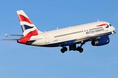 G-EUOI_02 (GH@BHD) Tags: geuoi airbus a319 a319100 ba baw britishairways speedbird shuttle unionflag bhd egac belfastcityairport aircraft airliner aviation