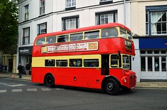 RM1990 ALD990B (PD3.) Tags: aec routemaster reading london transport rm1990 rm 1990 ald990b ald 990b bus buses psv pcv hampshire hants england uk fokab friends king alfred day winchester broadway cattle market station 2019