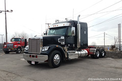 2019 Freightliner 114SD Tractor (Trucks, Buses, & Trains by granitefan713) Tags: truck freighltliner freightlinertrucks freightliner122sd 122sd tractor trucktractor sleepertractor newtruck heavyduty