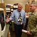 SCMD Deputy Adjutant General visits STARBASE Swamp Fox
