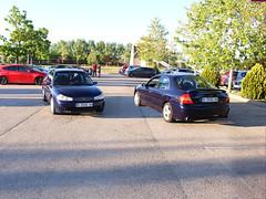 bis (Mescola.dg) Tags: ford mondeo 24v rs 6 azul photo madrid spain españa racing