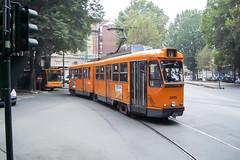TRN_2876_200410 (Tram Photos) Tags: torino turin tram tramway tranviaria strasenbahn gtt atm seac 2800