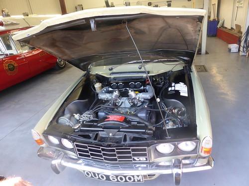 Rover 3500 V8 (1973)