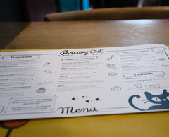 Crazy Cat Cafe (mangaddicted) Tags: crazycatcafe europe milano animal blue cafe cat catcafe catshaped cats colorful colors cool design experience food funny furniture furry gadget instagram instagrammable italy mammals menu people pet pettherapy restaurant shaped trendy young youngpeople