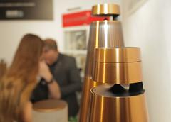 Bang &Olufsen @ Excel London (Adam Swaine) Tags: bangolufsen excel show speakers hifi dani southeast canon macro design designers london uk