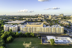 Main at OST-Aerial-2019-Mabry Campbell (Mabry Campbell) Tags: 2019 8620smain brock dji harriscounty houston mabrycampbell may texas usa aerial image photo photograph