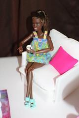 IMG_0772 (darqq_seraphim) Tags: barbie barbiedolls barbieplay barbieandfriends barbiefood barbielivingroom barbieplayset yellowtopmadetomovebarbie purpletopmadetomovebarbie soccermadetomovebarbie hikingmadetomovebarbie blueshirtmadetomovebarbie madetomovebarbies barbieclothes africanamerican africanamericandolls africanamericanmadetomove african aabarbie aadollsfemaledolls aamadetomove khia khiarelaxing tea friends