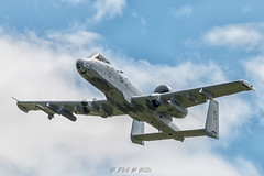 A-10 Thunderbolt II (Zorro Photography) Tags: aircraft military aviation jet fairchild thunderboltii usaf warthog a10