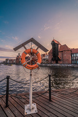 Gdansk (Vagelis Pikoulas) Tags: gdansk poland europe travel holidays sunset sky sea seascape landscape architecture canon 6d tokina april spring 2019