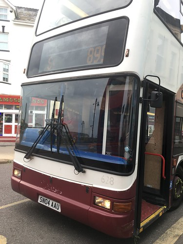 Flickriver: Seaton Buses pool