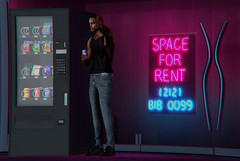 #69 (Leon Miranda) Tags: machine junk food vending machines republic new cubura swan top unik event pants chucks matheus tmd the mens dept