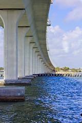 Bridge -  Thanks for 40,062,301 views (LarryJay99 ) Tags: blue water bluesky bridge sky infrastructure hutchinsonisland