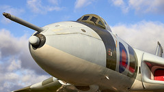 Vulcan (Bernie Condon) Tags: avro vulcan bomber raf royalairforce military warplane classic preserved vintage bombercommand strikecommand 1group aircraft plane aviation newark museum