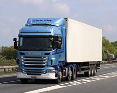 Apr 30 2019 A34 KX11BBJ Chris.Eley (jon L1049H) Tags: trucks scania eley a34