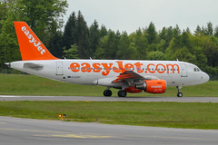 FRKA3527.jpg (LXKARL) Tags: easyjet cn2782 luxembourgfindel a319111 airbus ellxlux gezat
