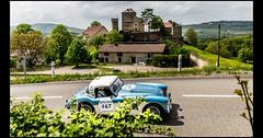 AUSTIN HEALEY 100/4 (1955) (Laurent DUCHENE) Tags: tourauto car classiccar automobile automobiles auto motorsport peterauto historicrally historiccar 2018 austin healey 1004