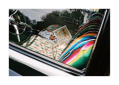 Car Show (Punkroyaltiger) Tags: film analog contaxg2 kodak portra