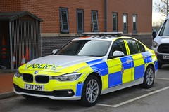 FJ17 CHH (S11 AUN) Tags: derbyshire police bmw 330d xdrive 3series saloon anpr traffic car roads policing unit rpu motor patrols 999 emergency vehicle fj17chh