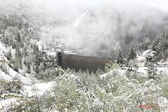 IMG_1987 (ChPflügl) Tags: mai may spring frühling italien italy europe europa chpfluegl chpflügl christian pflügl pfluegl vajont schnee snow winter is back