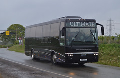 K6 UCL: Ultimate Coaches, Darton (originally YJ03 PPV) (chucklebuster) Tags: k6ucl armitage ultimate coaches daf sb4000 van hool alizee marchwood