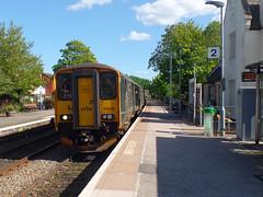 150246 Topsham (1) (Marky7890) Tags: gwr 150246 class150 sprinter topsham railway devon avocetline train