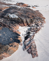 Huisinis Bay | North Harris | Outer Hebrides (Weir View) Tags: photo isleofharris outerhebrides scotland huisinisbay intimatelandscape coast sand rock question shape texture