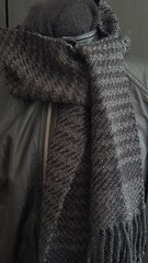 Twill scarf. (Sweet Annie Woods) Tags: