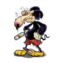 Mickey Feio | 2019 (Lovatto Ilustrador) Tags: mickey feio concurso cartoon disney mouse competição desenho lovatto lovattoilustrador illo illustration ilustracao ilustração sampa sp são paulo brasil brazil 011