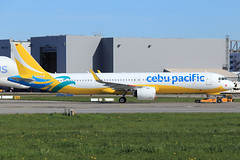 Cebu Pacific  Airbus A321-271NX D-AVZU (RP-C4119) (widebodies) Tags: hamburg finkenwerder xfw edhi widebody widebodies plane aircraft flughafen airport flugzeug flugzeugbilder cebu pacific airbus a321271nx davzu rpc4119