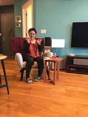 poet Sarah Gambino (olive witch) Tags: 2019 abeerhoque day fem indoors mar19 march nyc reading