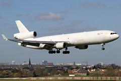 OH-LGC 20042013 (Tristar1011) Tags: ebbr bru brusselsairport nordicglobalairlines mcdonnelldouglas md11f md11 ohlgc finnair cargo freighter