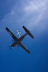 Håkon (Skaalnes) Tags: skydive freefly parachute algarve portugal plane exit sky skydiver freefall skydivealgarve cessna caravan cessnacaravan blueskies blue