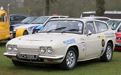 GCH 599J (Nivek.Old.Gold) Tags: 1971 reliant scimitar gte 3 litres