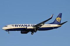 EI-GDK (LIAM J McMANUS - Manchester Airport Photostream) Tags: eigdk ryanair fr ryr boeing b737 b738 738 b73h 73h boeing737 boeing737800 egcc manchester man
