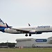 SunExpress TC-SNO Boeing 737-8HC Split Scimitar Winglets cn/40776-3273 @ Buitenveldertbaan EHAM / AMS 16-08-2018