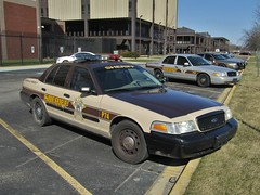Lake County Sheriff Department (Evan Manley) Tags: lakecountyindianasheriff lakecountysheriff indianasheriffcar fordcrownvictoria policedepartment policecar police indiana