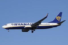 EI-GDA (LIAM J McMANUS - Manchester Airport Photostream) Tags: eigda ryanair fr ryr boeing b737 b738 738 b73h 73h boeing737 boeing737800 egcc manchester man