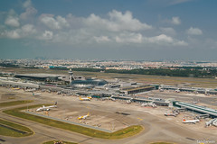 Changi Airport Singapore (fandarwin) Tags: changi airport singapore jewel darwin fan fandarwin olympus omd em10