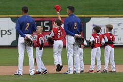 *hop* (Minda Haas Kuhlmann) Tags: sports baseball milb minorleaguebaseball pacificcoastleague omahastormchasers nebraska omaha papillion sarpycounty outdoors fans onfieldpromotions jeckssonflores nickylopez
