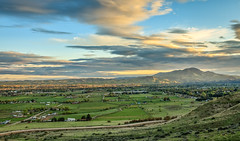 Spring In The Valley (http://fineartamerica.com/profiles/robert-bales.ht) Tags: emmett facebook fineart flickr gemcounty haybales idaho landscape people photo photouploads places projects states spring mountain sweet sunrise squawbutte farm rollinghills scenic idahophotography treasurevalley clouds emmettvalley emmettphotography trees sceniclandscapephotography thebutte canonshooter beautiful sensational awesome magnificent peaceful surreal sublime magical spiritual inspiring inspirational wow stupendous robertbales town butte valley highway16 pano panoramic