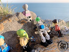 Stardate 1905-09 (captainmutant) Tags: afol lego legospace legography photography sciencefiction science fiction scifi brickography toy space exploration moc ideas classic custom minifigure minifig minifigs minifigures