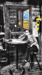 Coffee Time (Ori Liber) Tags: artistic urban coffeebreak people coffee cafeteria cafe