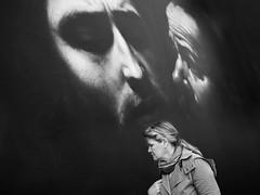 (alb.montagna) Tags: street streetphotography streetportrait people persone streetfineart penf olympus zuiko bw monochrome monochromeworld dreams nationalgallery london
