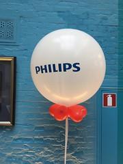 philips museum reuze ballon